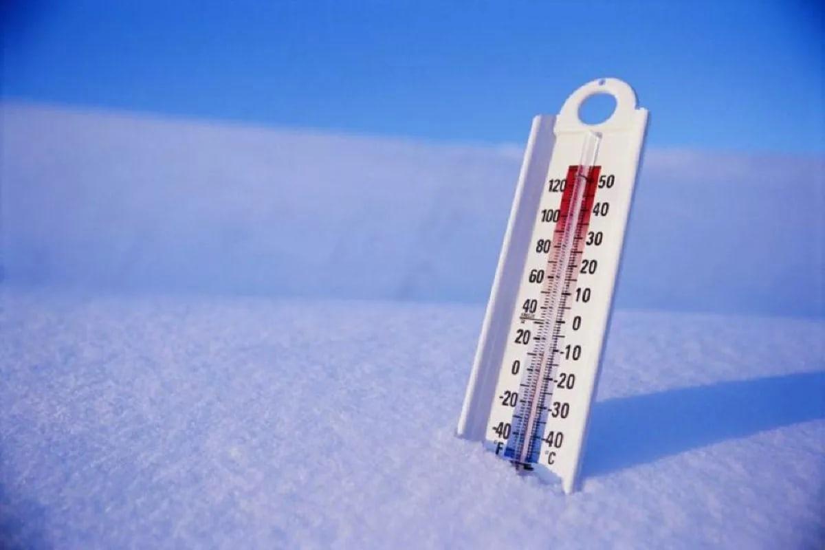 Синоптики обещают сильное похолодание в ближайшие дни.Жителям