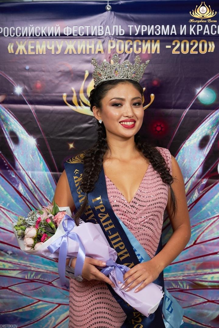Гран-При Мисс Лейла Курманова — г.Самара 2020 г.