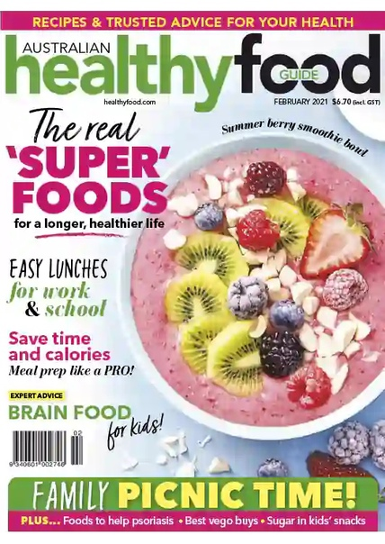 2021-02-01 Australian Healthy Food Guide