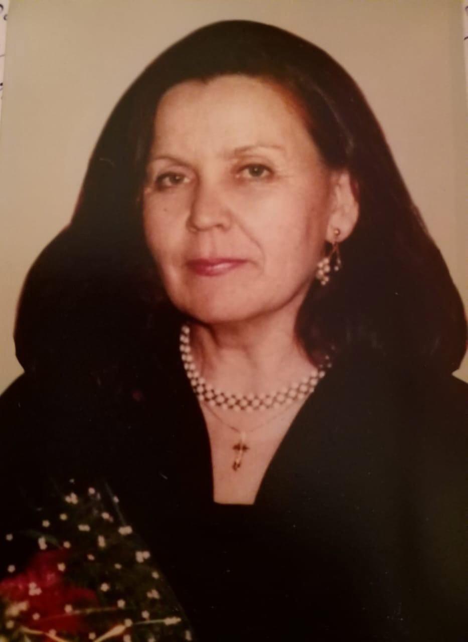 Вчера на 81 году жизни скончалась
