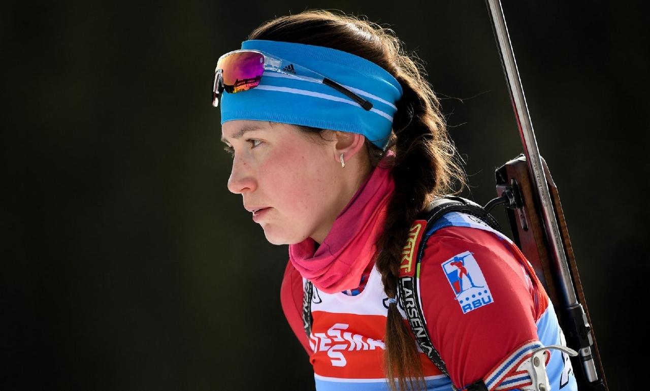 Валерия Васнецова стала 27-й в гонке преследования