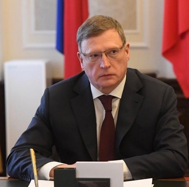 ❗Бурков объявил нерабочими дни в Омске и области с...