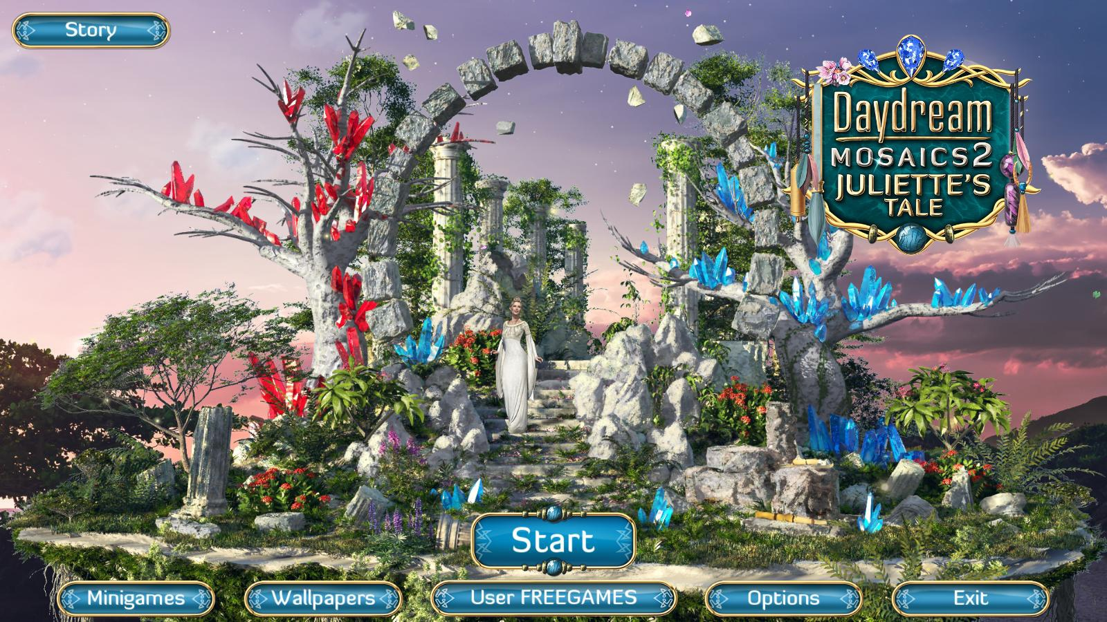 Сны наяву Мозаика: История Джульетты | Daydream Mosaics 2: Juliette's Tale (En)