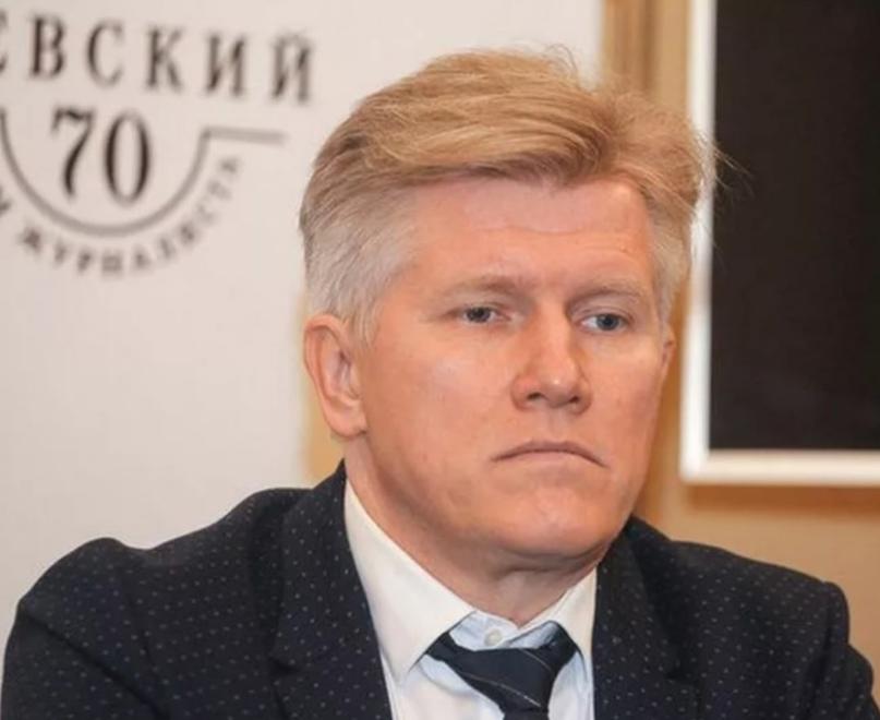 Двукратный олимпийский чемпионДмитрий Васильевоценил выступление Евгении Павло...