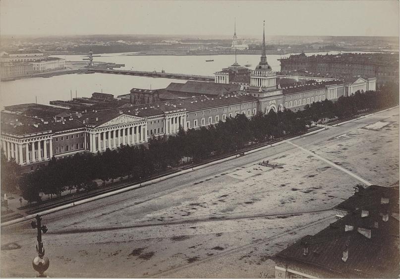 Санкт-Петербург без людей в 1861 году: Где все люди?, изображение №9
