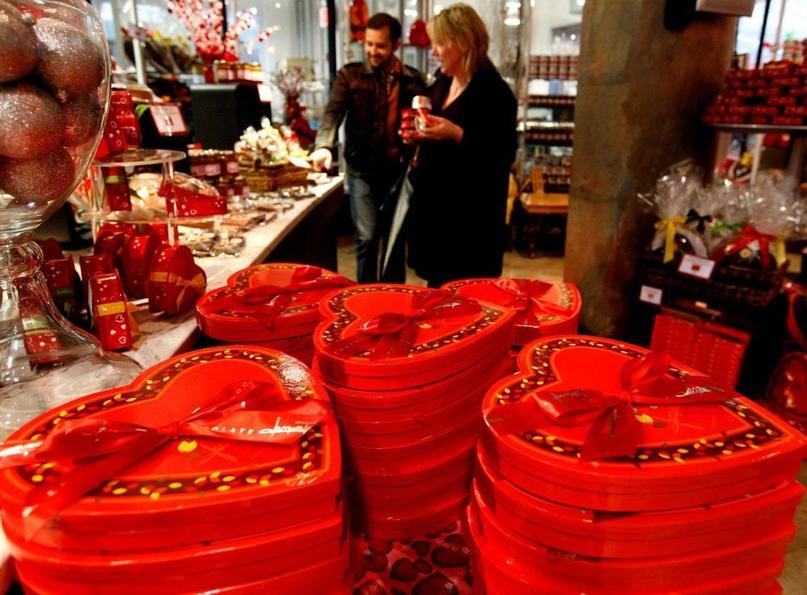 УДИВИТЕЛЬНО, НО ФАКТ… (Часть 55) (спецвыпуск: «Традиции празднования Дня святого Валентина»), изображение №25