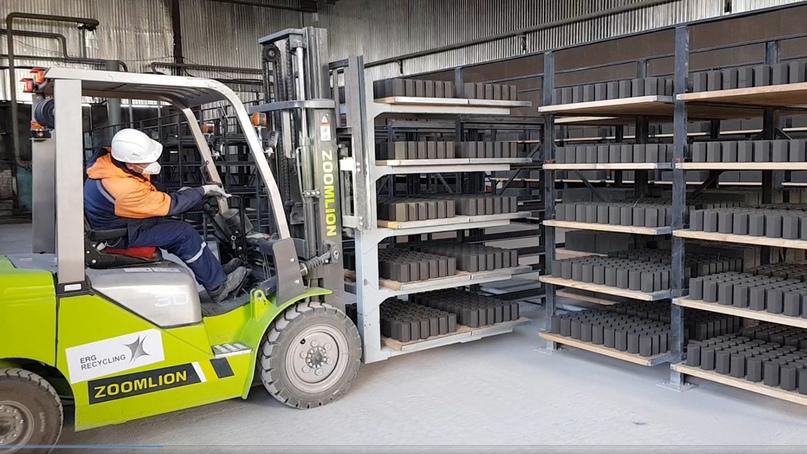 ВОПРОС-ОТВЕТ ОТ ZZBO! «Утилизация и рециклинг отходов промышленных производств – через холодное брикетирование методом вибропрессования.», изображение №6