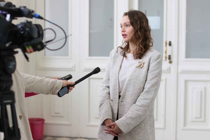 В Казанском федеральном университете вручили удостоверения социальным предпринимателям, изображение №6