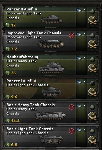 Дневник разработчиков Hearts of Iron IV — Конструктор танков, изображение №2