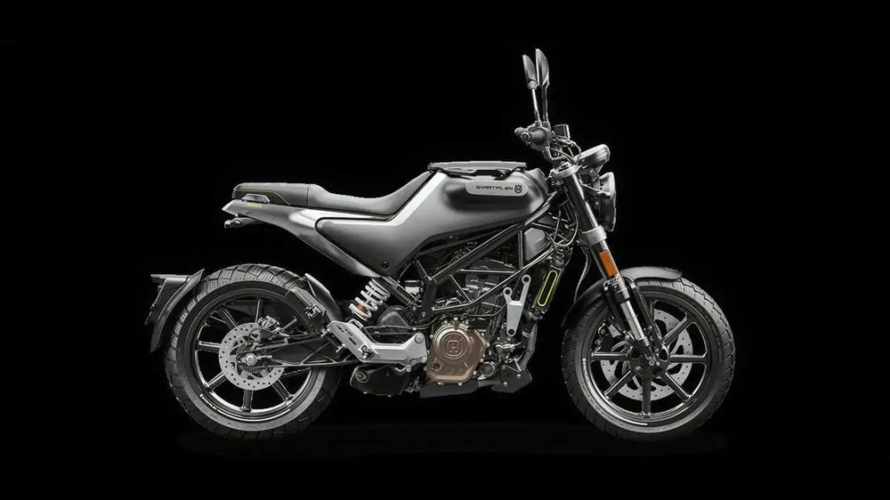 Мотоцикл Husqvarna Svartpilen 125 2021