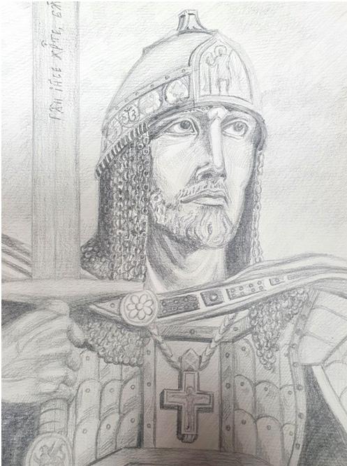Якутская епархия подвела итоги конкурса «Александр Невский: воин, князь, святой», изображение №18