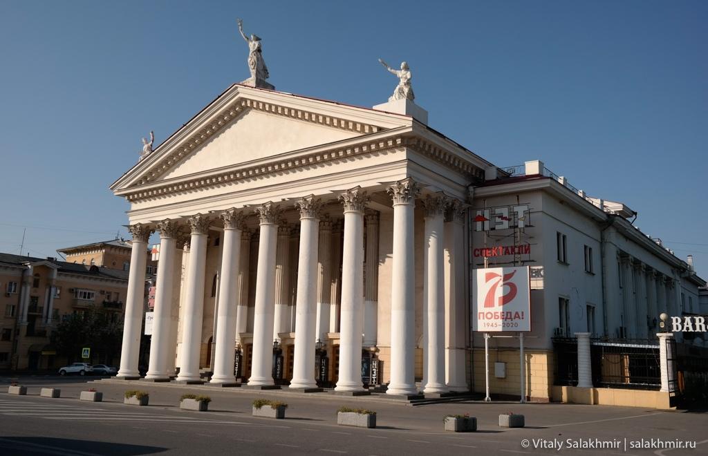 Новый экспериментальный театр, Волгоград 2020