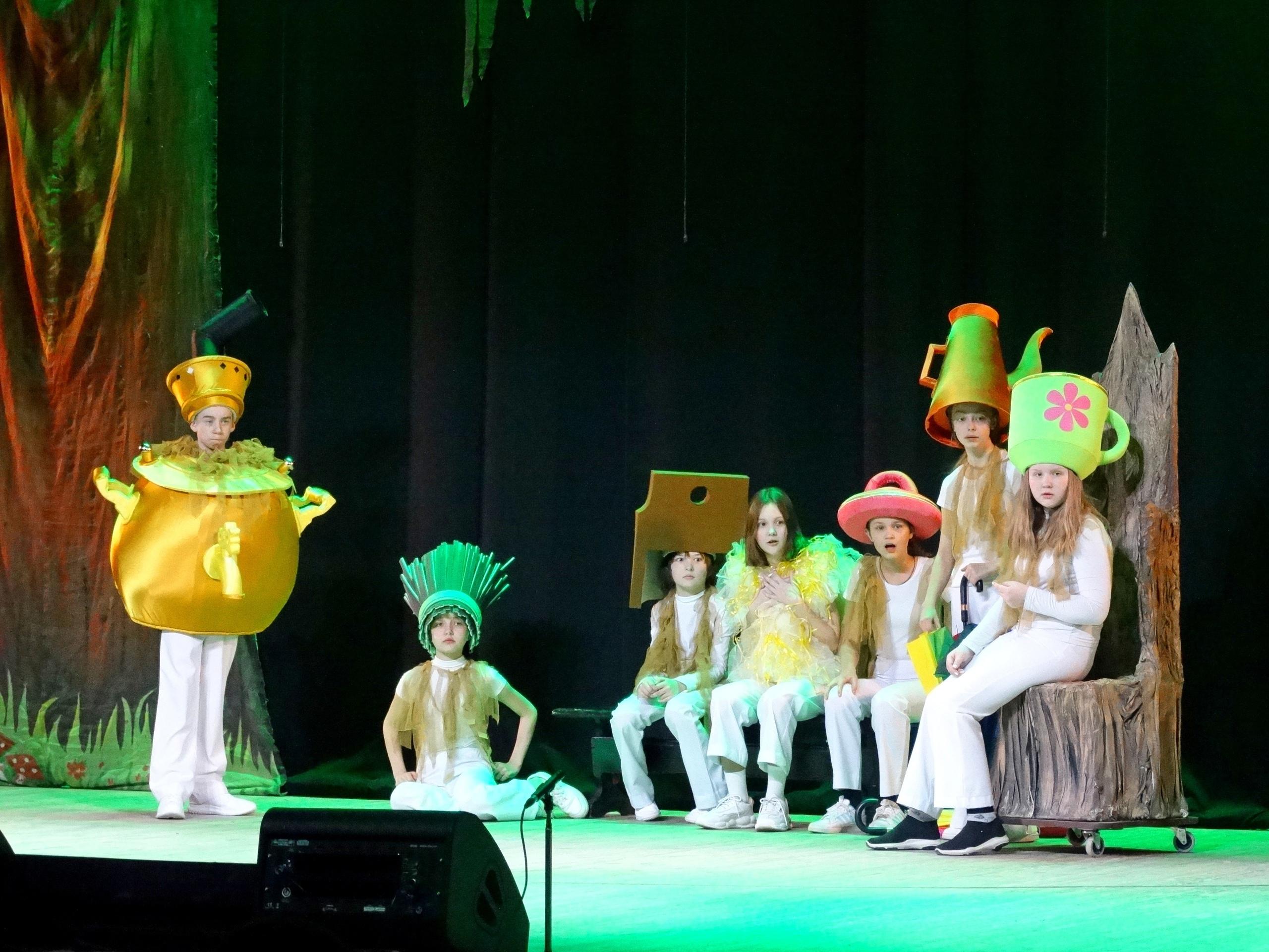 Театр- студия «Золотой ключик»