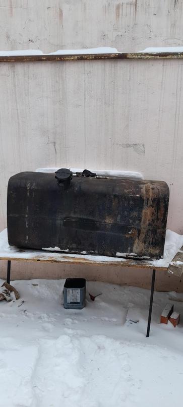 Бак заводской не ржавый не дырявый 500л | Объявления Орска и Новотроицка №16655