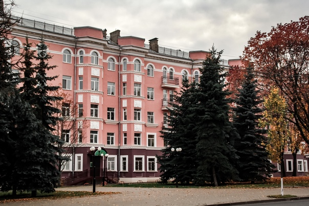 Дом номер 34 на улице Большая Нижегородская, предс...