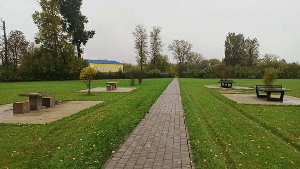 🌳✅В Кимовском районе благоустраиваются общественны...