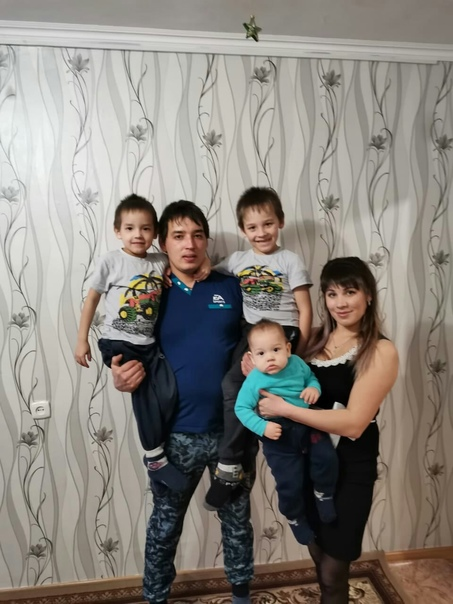 Костя Таныгин, Волжск, Россия