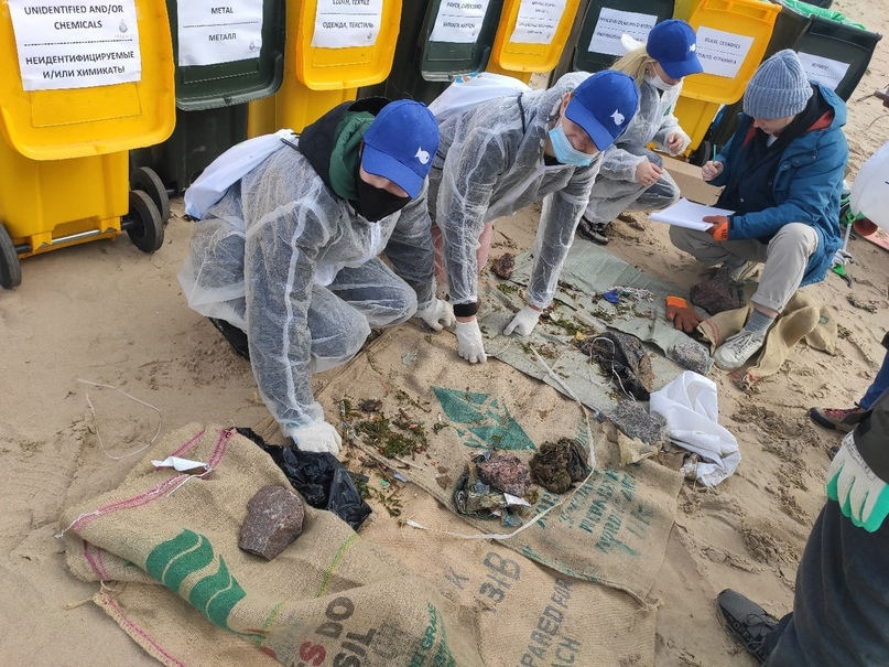 Фото из архива ГГУП «СФ «Минерал» и Экологического волонтерского центра