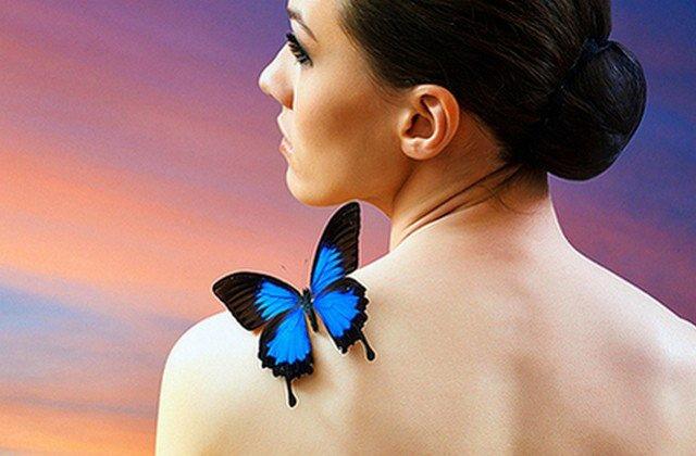 Упражнение «Бабочка» для шеи