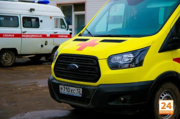 В Волжской ЦГБ 272 пациента с пневмониейНа утро по...