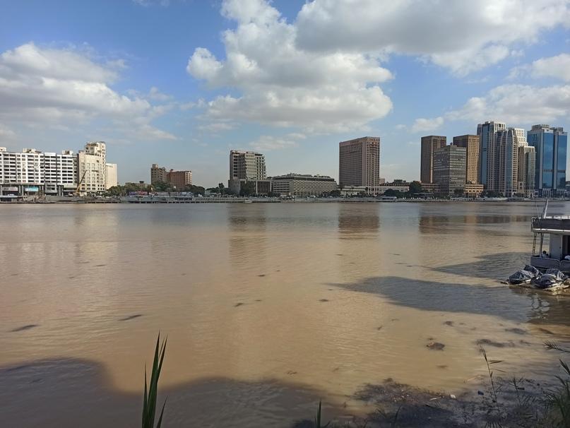 Грязный Нил