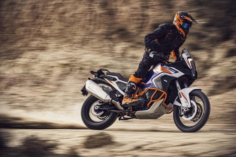 Обновленный турэндуро KTM 1290 Super Adventure R 2021