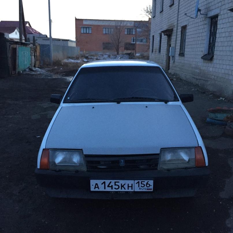 Купить ВАЗ 21099 2000 год  Инжектор  Панель | Объявления Орска и Новотроицка №17902