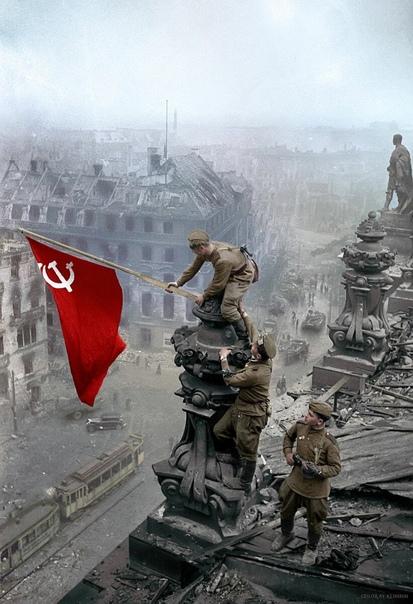 Освободительная миссия Красной армии в Европе в 1944-1945 годах