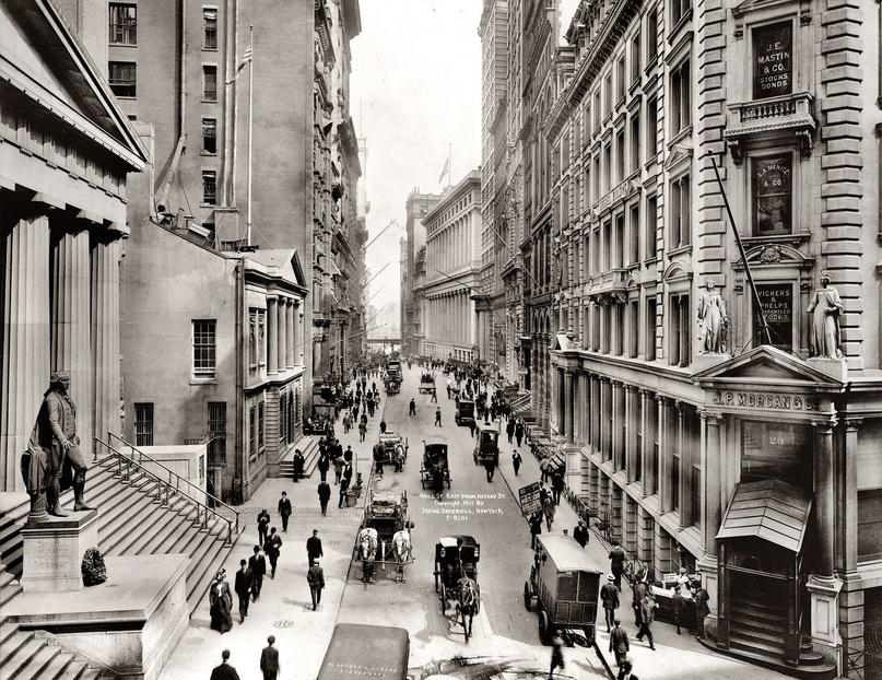 HD-фотографии городов США сделанные в 1900-1915 годах, изображение №28