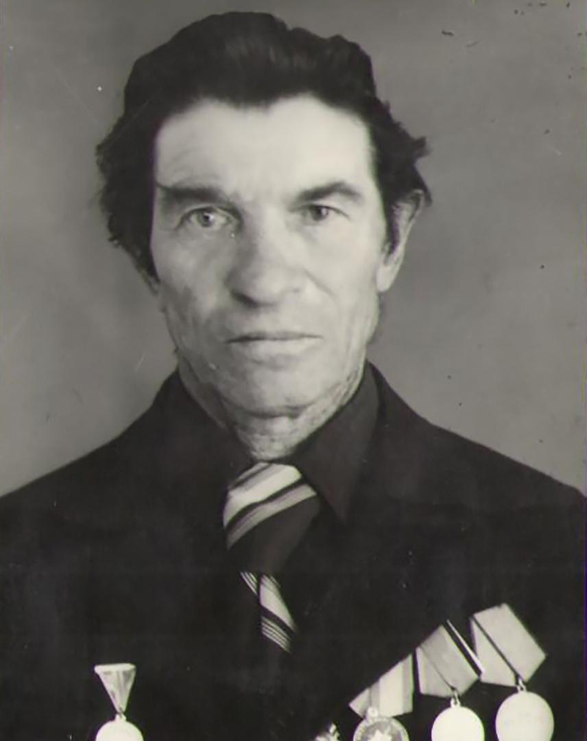 Долгов Григорий Павлович