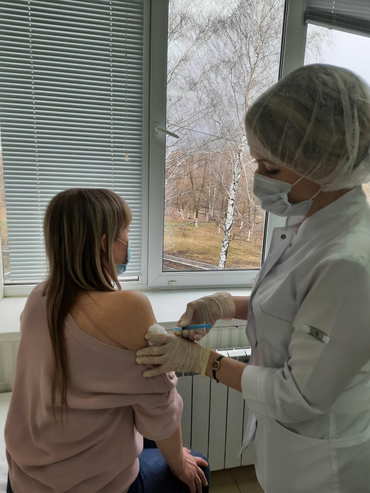 Вакцинация – лучшая  защита от ковида