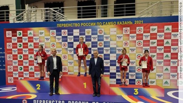 Четыре медали завоевали самбисты полуострова на пе...
