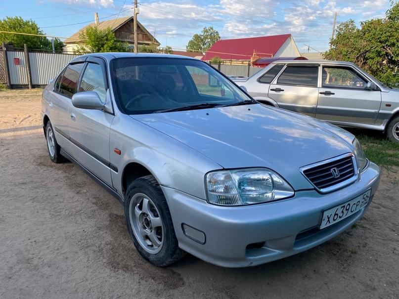 Хонда интегра, 1996г, в хорошем состоянии,   Объявления Орска и Новотроицка №23671