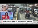 Tilang Elektronik Roda Dua Berlaku 1 Februari