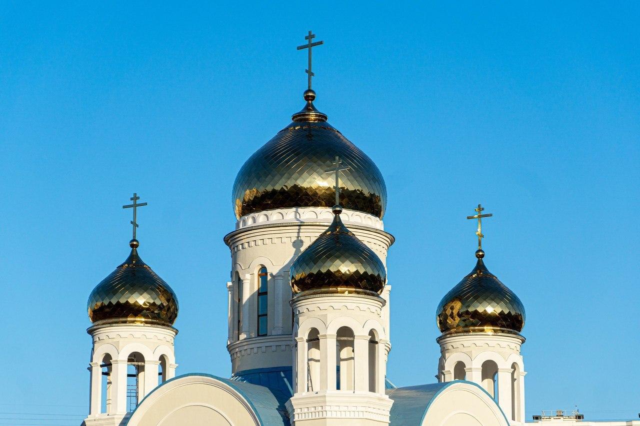 Библиотека № 117 подготовила онлайн-экскурсию о храмах Некрасовки