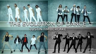 The Evolution of Dance - Justin Timberlake's Edition - By Ricardo Walker's Crew