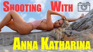 ANNA KATHARINA 3 Bikini Looks in SANTA MONICA