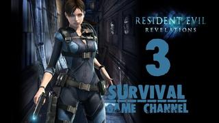 Resident Evil: Revelations Прохождение На Русском #3 — СВЯЗИСТ