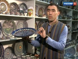 Пряничный домик. Узоры Узбекистана - Вести 24
