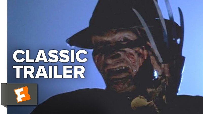 A Nightmare on Elm Street 1984 Official Trailer Wes Craven Johnny Depp Horror Movie HD