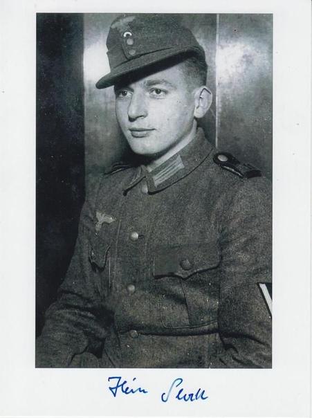 Омахское чудовище. Омаха-Бич (Нормандия, Франция), 6 июня 1944 года. Генрих Северло родился в семье немецких крестьян в 1923-м. Он был домашним мальчиком с ранних лет помогал родителям на пашне,