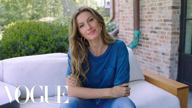 73 Questions With Gisele Bündchen (ft. Tom Brady) | Vogue