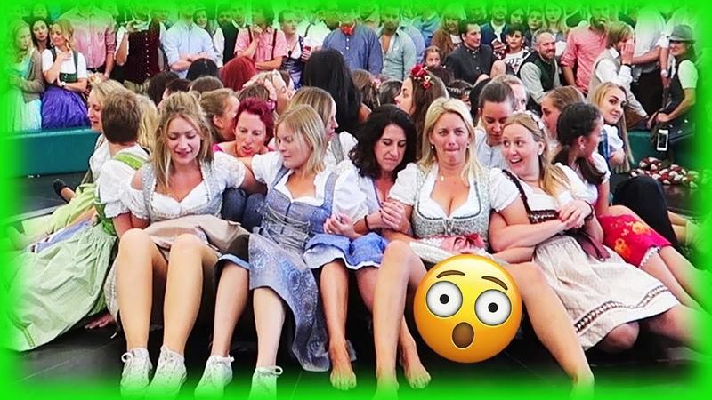 Teufelsrad Damen Fahrt Oktoberfest