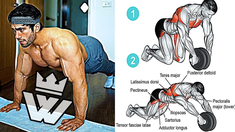 How to Build MUSCLES Fast At HOME