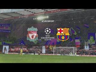 FC Barcelona - Liverpool   1/4 final UEFA Champions League   PES5 WE9:LE