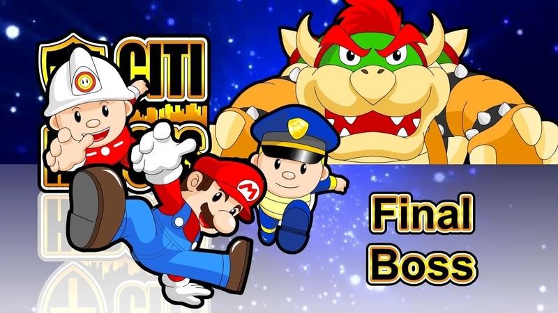 Citi Heroes EP86 Final Boss