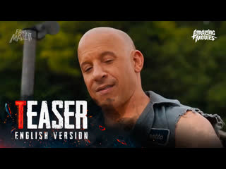 ENG   Тизер: Форсаж 9 / Fast And Furious 9, 2020
