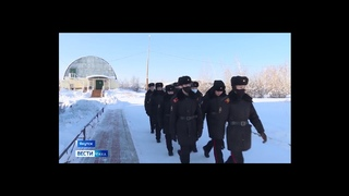 Сюжет про А.А. Рыжикова и  78-летие подвига воинов-якутян при форсировании озера Ильмень