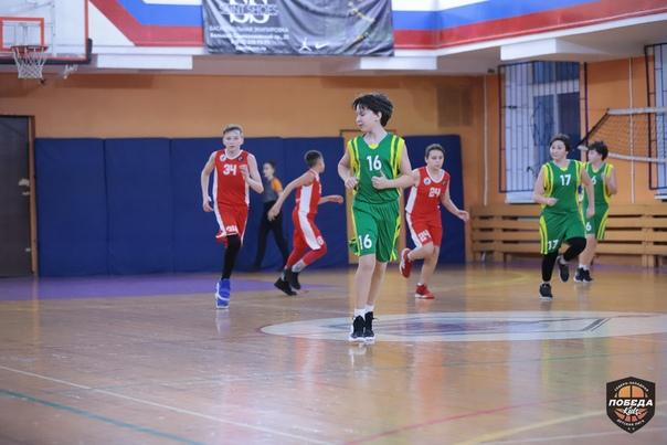 ПОБЕДА-KIDS, мальчики U12 I День 3, 4
