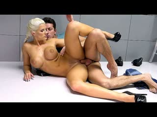 Blanche Bradburry - Detained And Banged